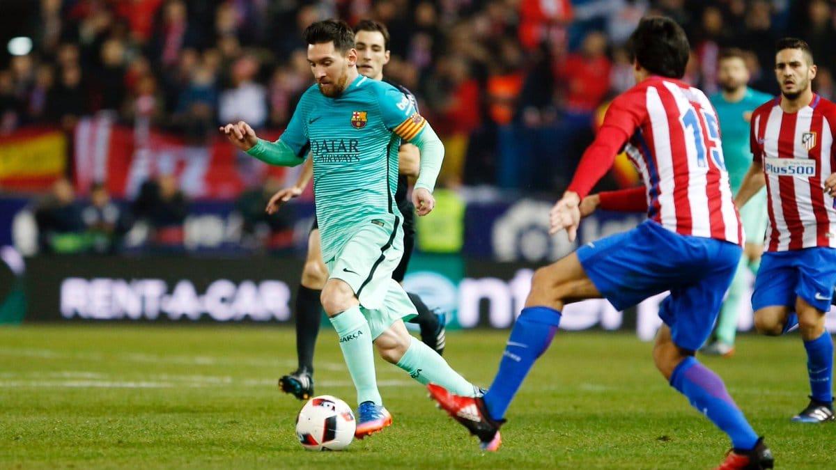 مشاهدة مباراة برشلونة واتلتيكو مدريد بث مباشر 09-01-2019 السوبر الاسباني