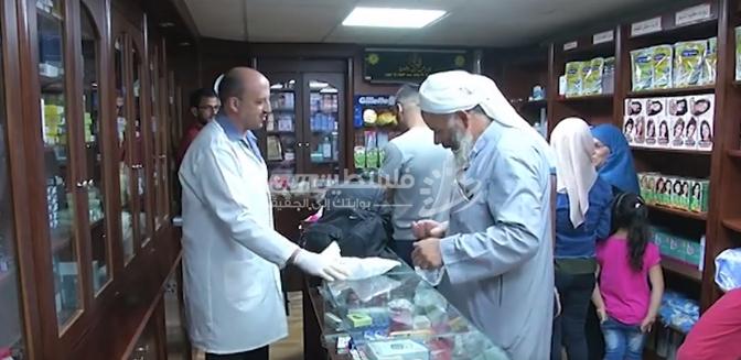 صيدلي فلسطيني يبتكر أدوية تنافس المستوردة