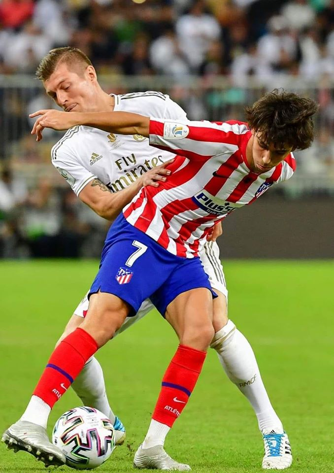 ريال مدريد بطلا للسوبر بعد مباراة ماراثونية أمام أتلتيكو