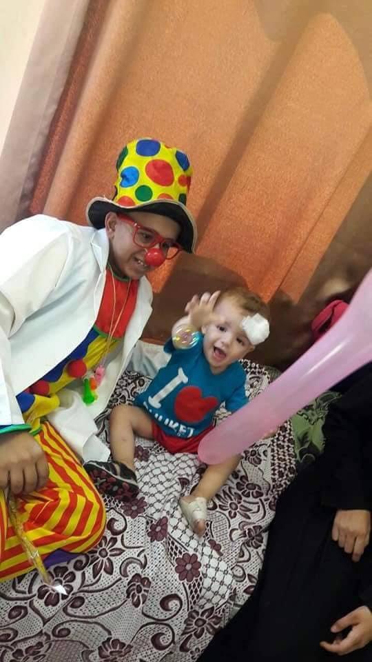 الشاب محمد قصة تمنحك الأمل والتحدي