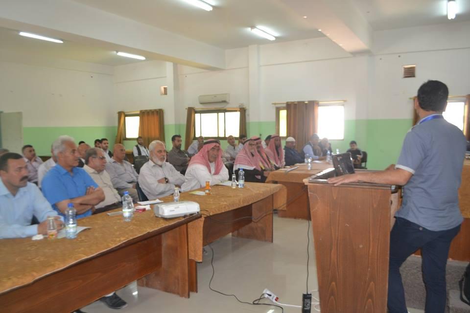 بلدية النصيرات تطلق المنتدى الاقتصادي الأول