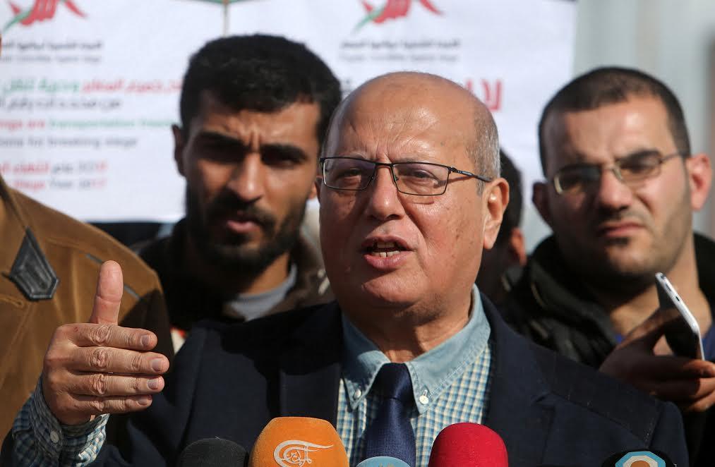 الخضري: 2017 عام انتهاء الحصار الإسرائيلي عن غزة