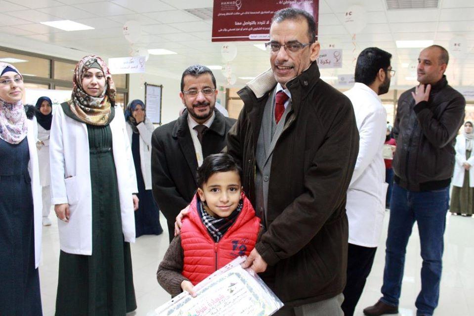 الوفد الطبي القطري يصل غزة