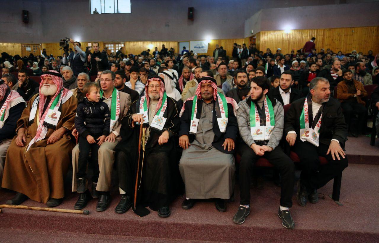 دائرة القرآن الكريم بخان يونس تُكرم أكثر من 185حافظاً
