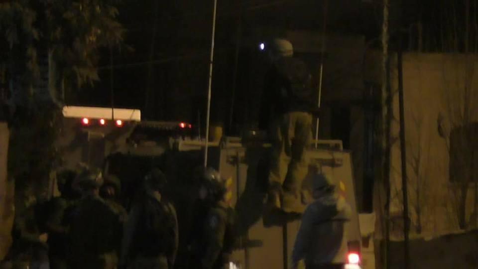 الاحتلال يعتقل 23 مواطنا من مدن الضفة