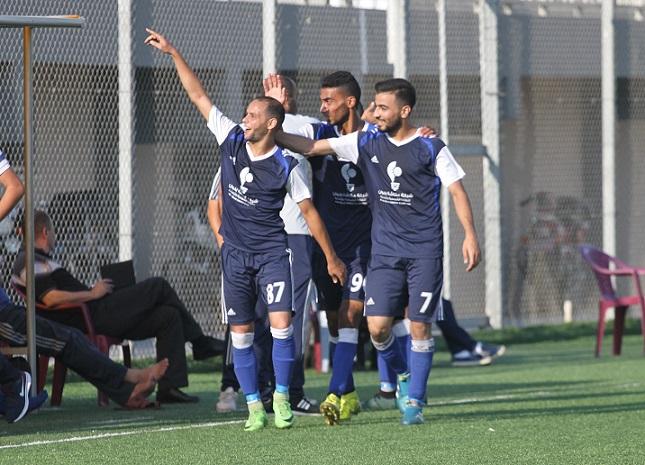 اتحاد دير البلح يحقق انتصاره الأول في دوري الثانية
