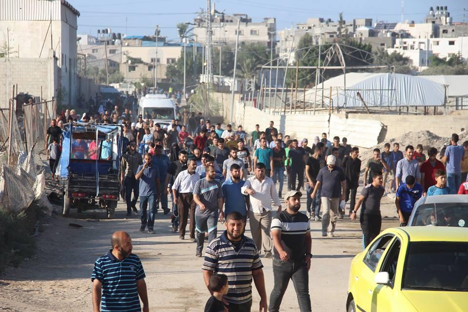 """ثلاثة شهداء وعشرات الإصابات بجمعة """"المقاومة خيارنا"""""""
