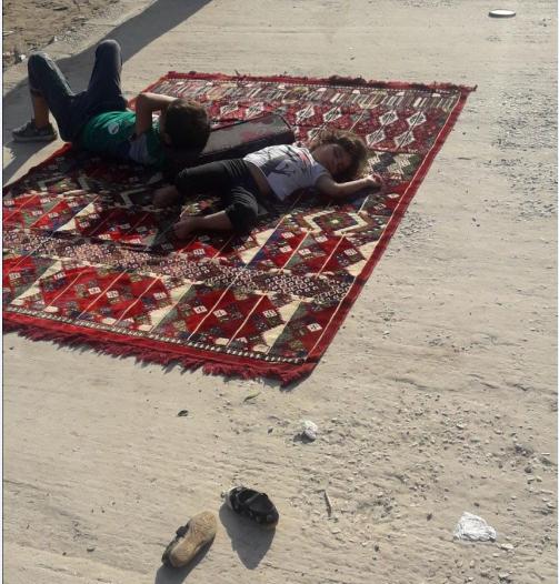 """حماس تدعو لإنهاء عذابات """"مسافري غزة"""" في مصر"""