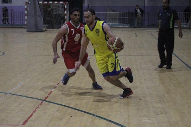 خدمات البريج إلى نهائي دوري كرة السلة
