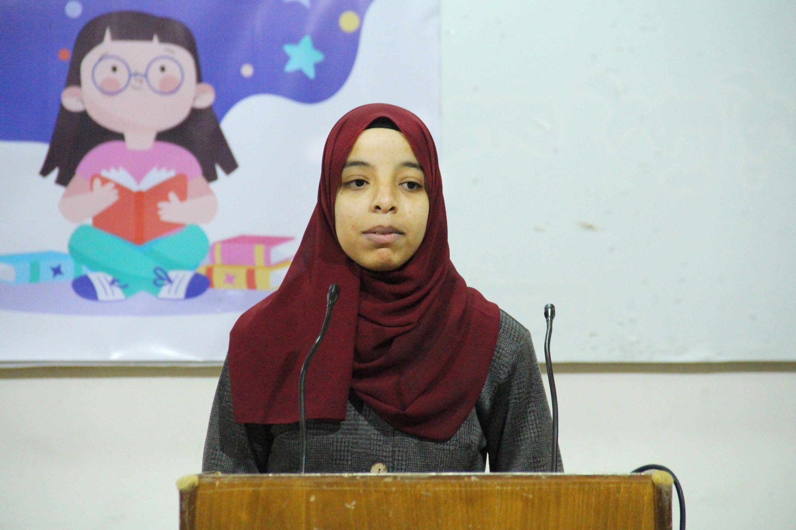 """""""الثقافة"""" تُنظم حفلًا أدبيًا لأطفال نادي الأديب الفلسطيني"""