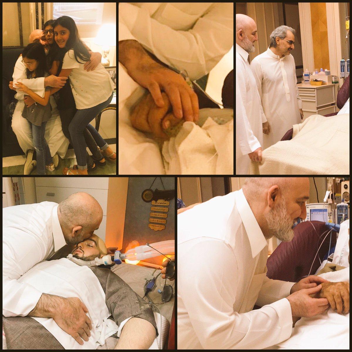 """أمراء سعوديون يتداولون صورا من داخل غرفة """"الأمير النائم"""""""