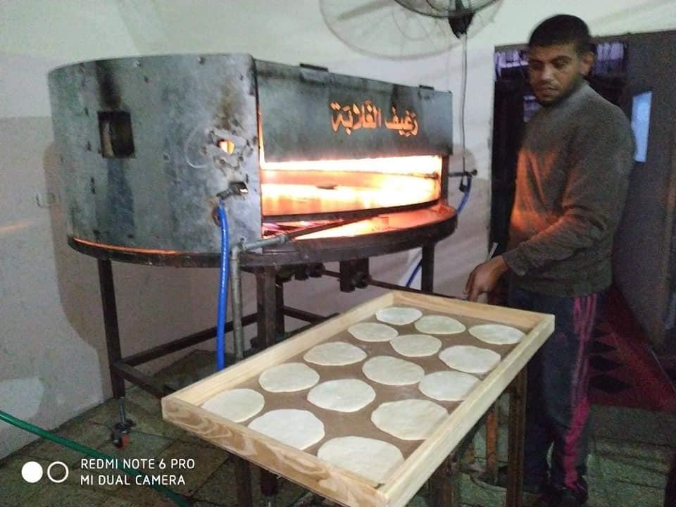 من رغيف الغلابا إلى دفّي قلبك.. التكيةُ العامرة بغزة