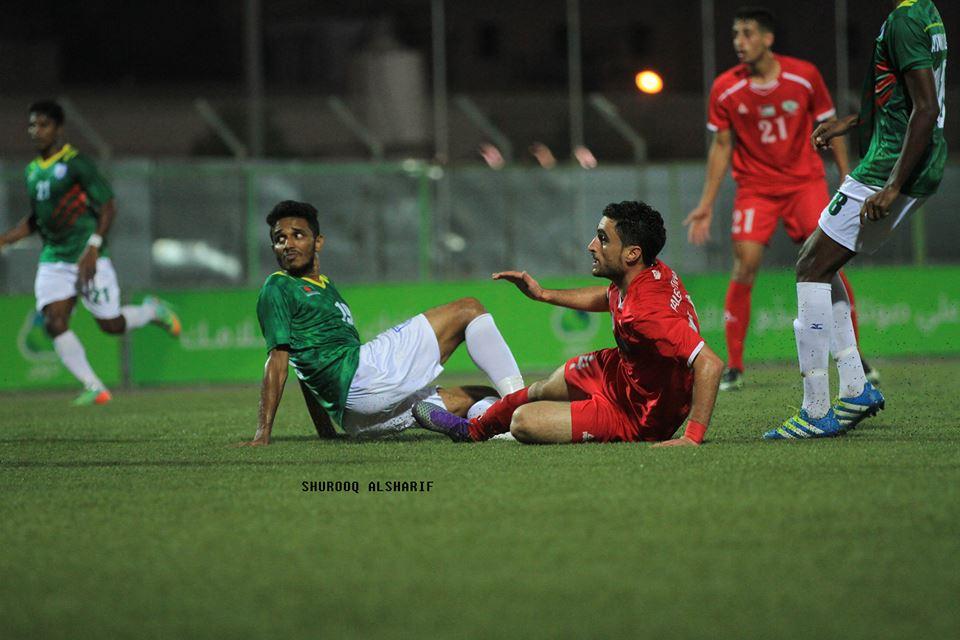 الأولمبي يصعد لكأس آسيا بفوزه بنغلاديش