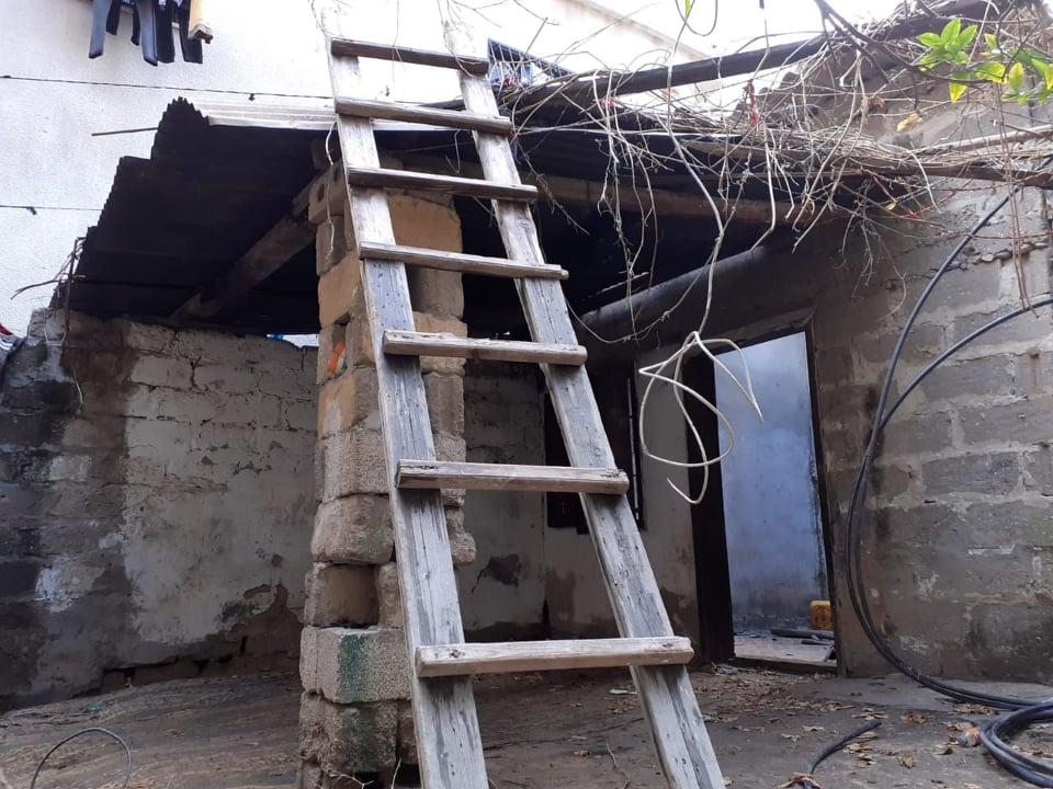 وفاة مواطنة بانهيار منزل قديم بخانيونس