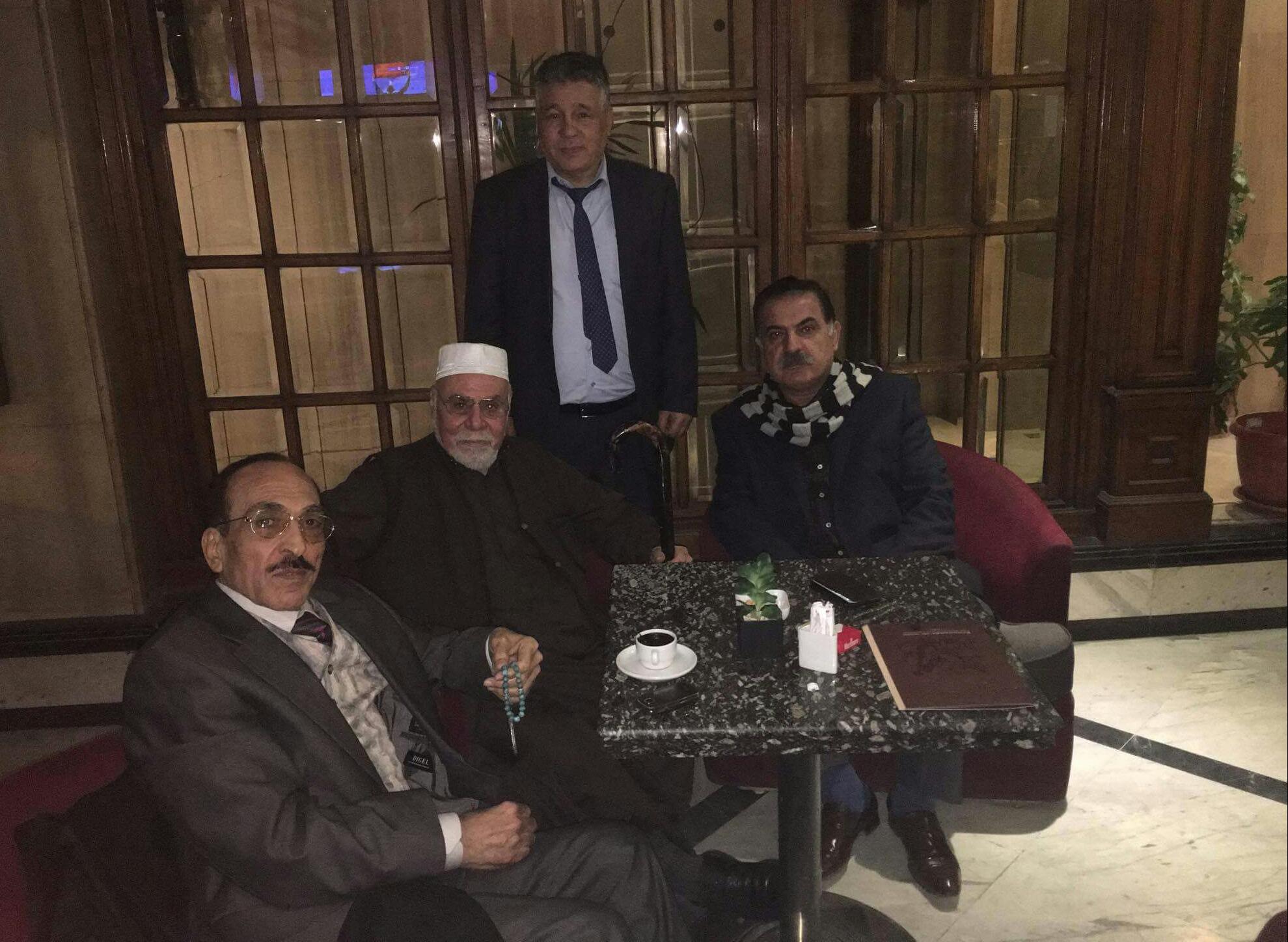 الشخصيات المستقلة تجتمع بالقاهرة لتكثيف جهود المصالحة