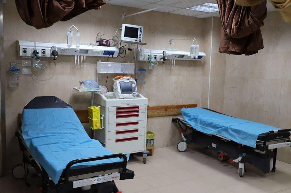 الصحة تفتتح مستشفى الأطفال والولادة بدير البلح