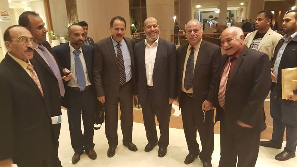 انتهاء اجتماع الفصائل الفلسطينية بالقاهرة