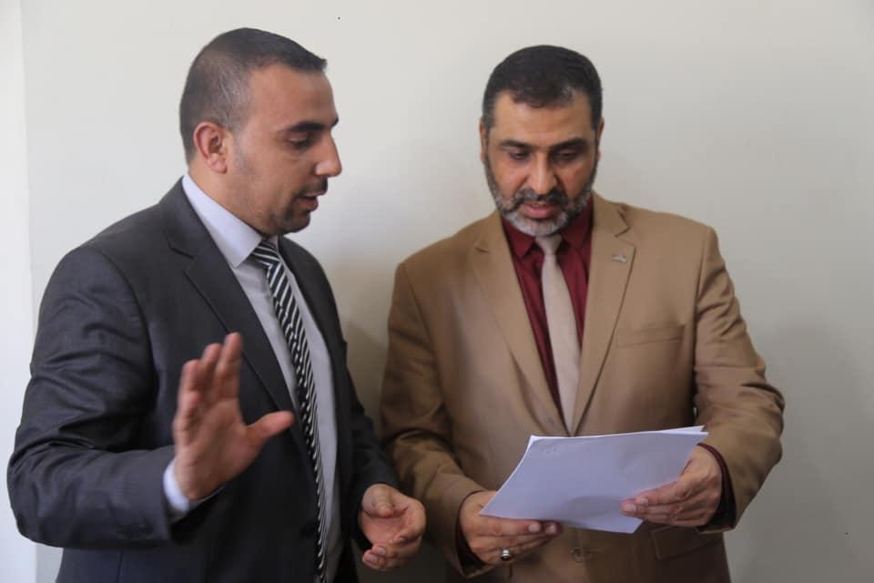 النائب العام يؤكد على الالتزام بإقامة العدل بين الناس
