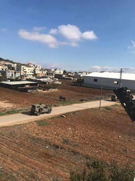 مستوطن يُعدم مزارعا بقصرة جنوب نابلس