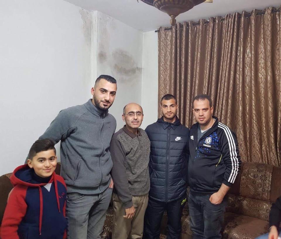 شباب الخليل يضم اللاعب الفذ أبو راس