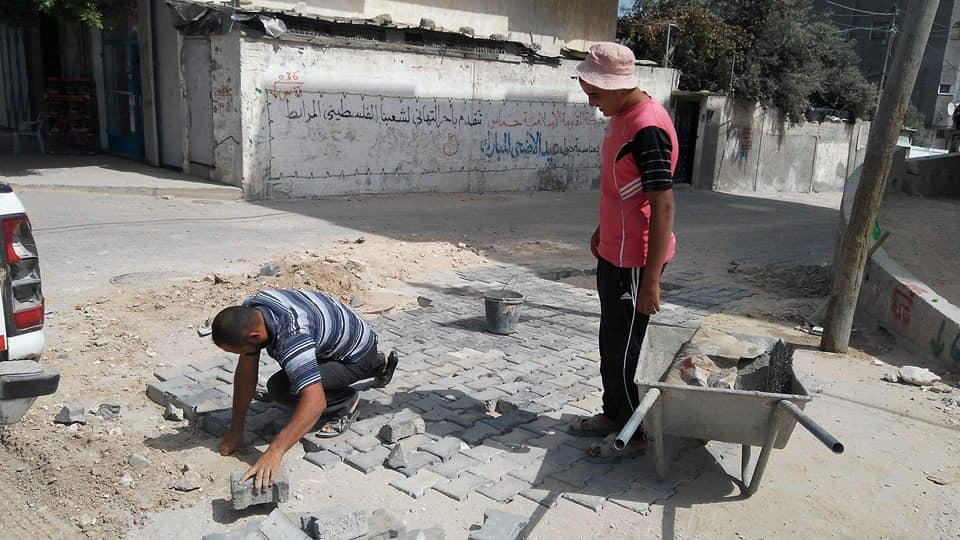 طاقات الشباب تبرز مشاريع واقعية في قرية الزوايدة