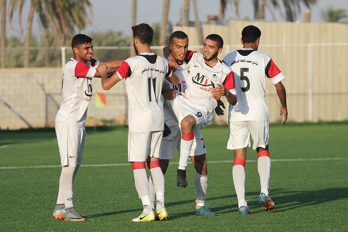 بالصور: انتصارات لدير البلح والقادسية في دوري الأولى