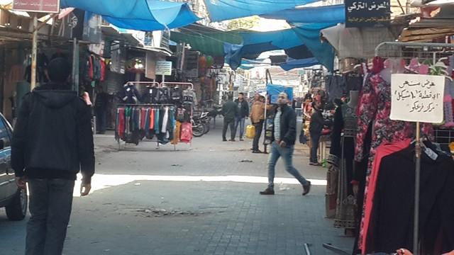 تجار غزة بين النزع الأخير ونجدة المصالحة