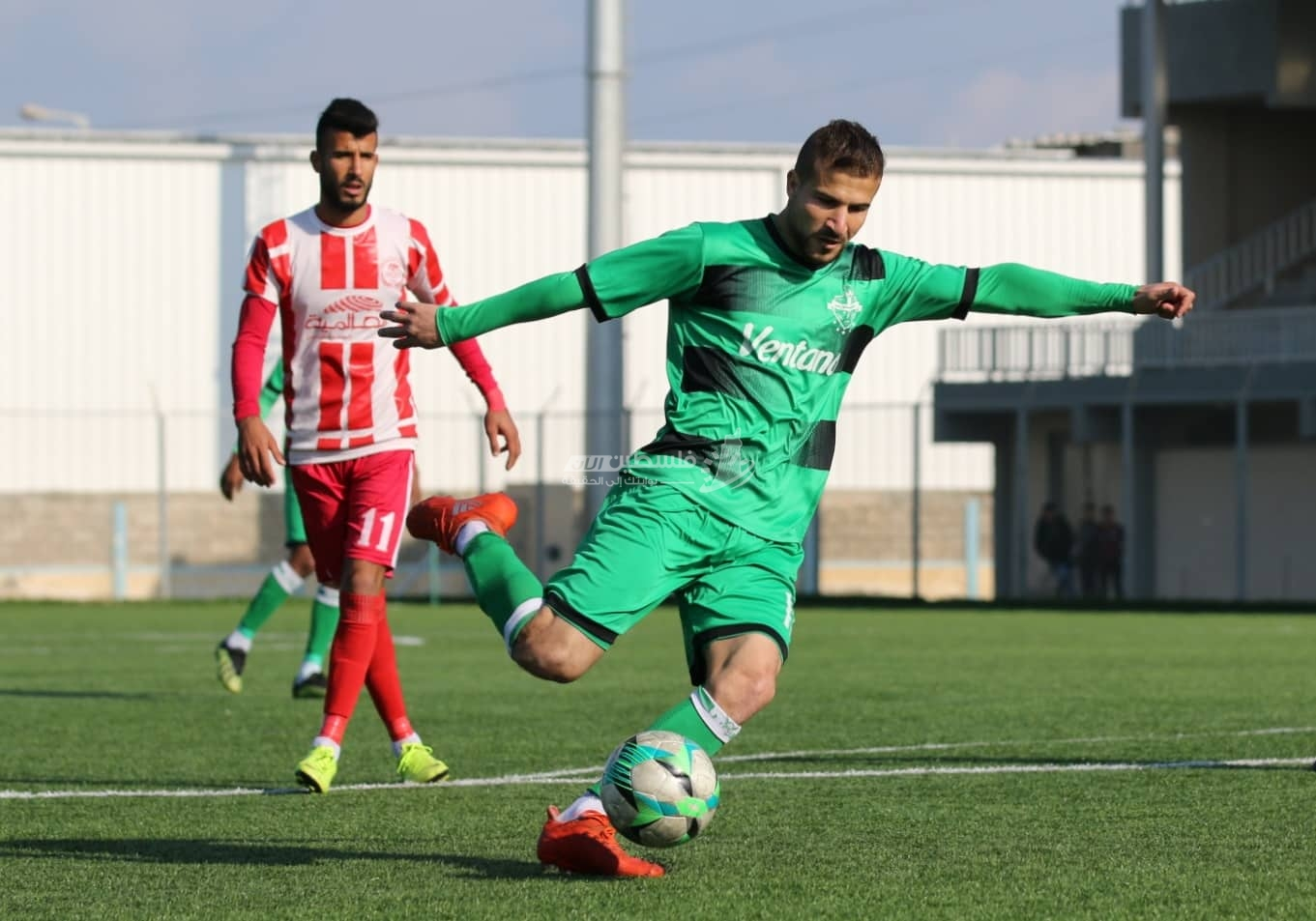 تأهل 4 فرق للدور القادم من كأس غزة